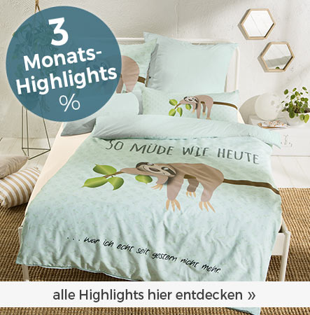 Unsere Monats-Highlights im August!